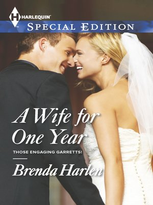 cover image of A Wife for One Year