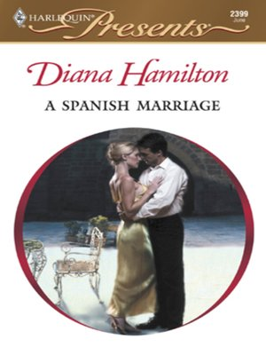 cover image of A Spanish Marriage