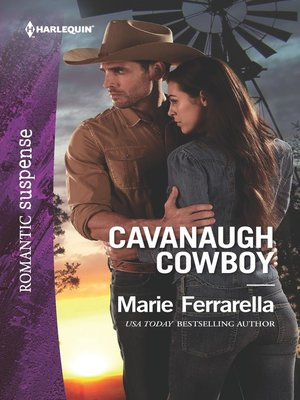 cover image of Cavanaugh Cowboy