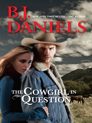 cover image of The Cowgirl in Question
