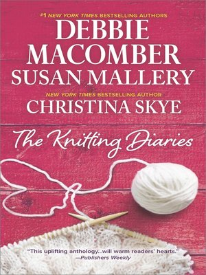 cover image of The Knitting Diaries: An Anthology