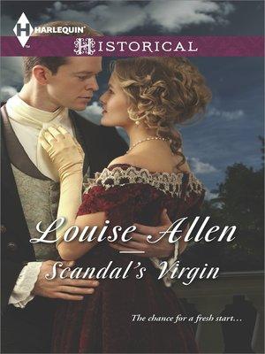 cover image of Scandal's Virgin