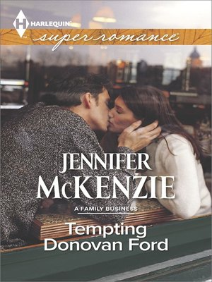 cover image of Tempting Donovan Ford