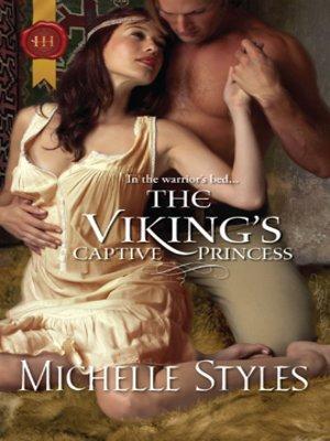 cover image of Viking's Captive Princess