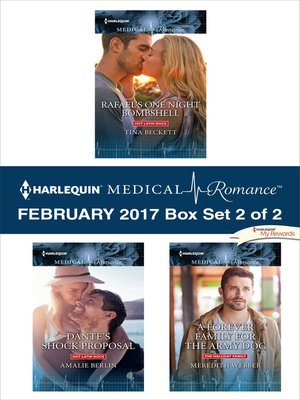 cover image of Harlequin Medical Romance February 2017, Box Set 2 of 2