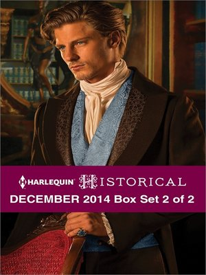 cover image of Harlequin Historical December 2014 - Box Set 2 of 2: A Captain and a Rogue\Captured Countess\The Marquis's Awakening