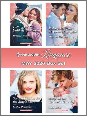 cover image of Harlequin Romance May 2020 Box Set