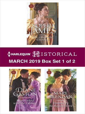 cover image of Harlequin Historical March 2019--Box Set 1 of 2
