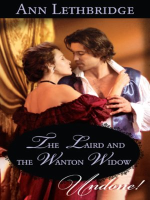 cover image of The Laird and the Wanton Widow