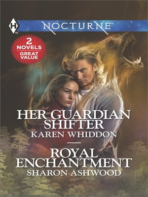 cover image of Her Guardian Shifter & Royal Enchantment