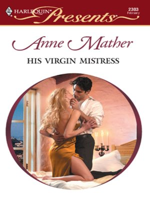 cover image of His Virgin Mistress