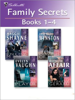 cover image of Family Secrets: Books 1-4