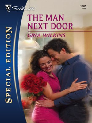 cover image of The Man Next Door