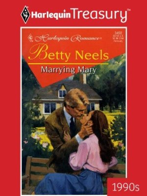cover image of Marrying Mary