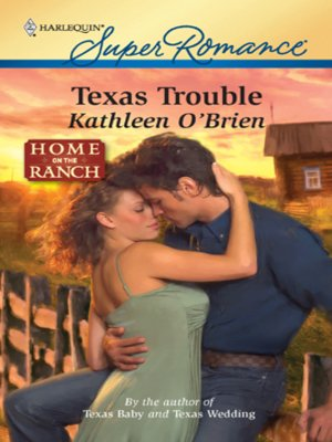 cover image of Texas Trouble