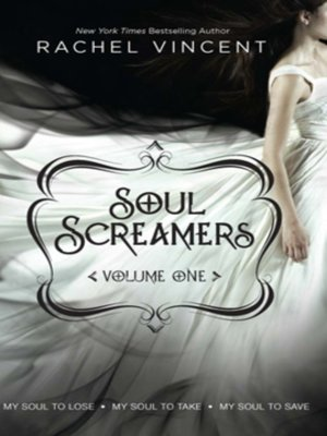 cover image of Soul Screamers, Volume One