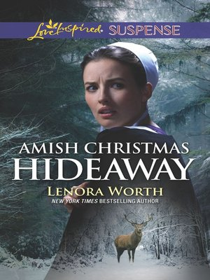 cover image of Amish Christmas Hideaway