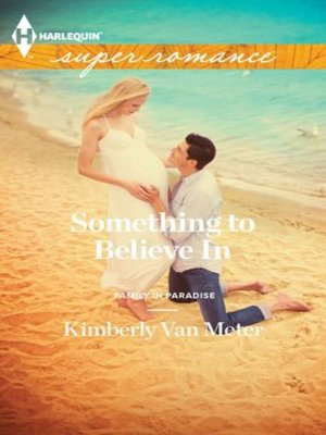 cover image of Something to Believe In