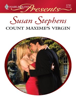 cover image of Count Maxime's Virgin