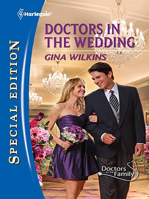 cover image of Doctors in the Wedding