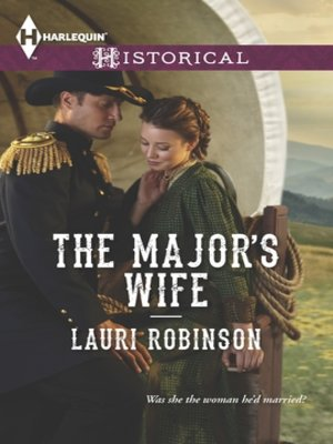 cover image of The Major's Wife