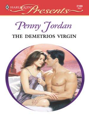 cover image of The Demetrios Virgin