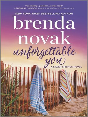 cover image of Unforgettable You
