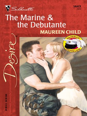cover image of The Marine & The Debutante