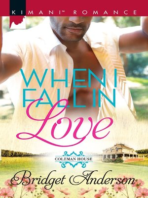 cover image of When I Fall in Love