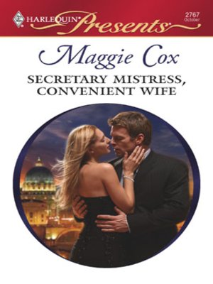 cover image of Secretary Mistress, Convenient Wife