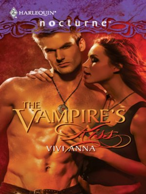 cover image of The Vampire's Kiss