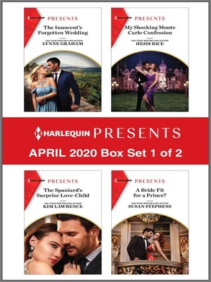 cover image of Harlequin Presents--April 2020--Box Set 1 of 2