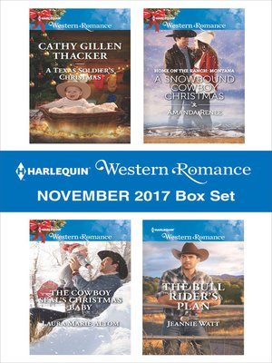 cover image of Harlequin Western Romance November 2017 Box Set