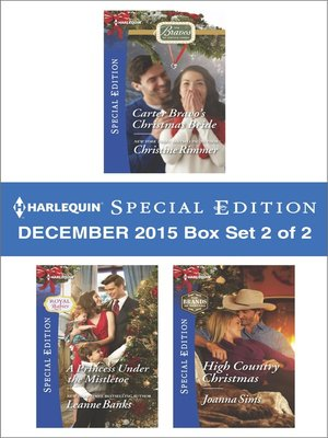 cover image of Harlequin Special Ediition, Box Set 2 of 2
