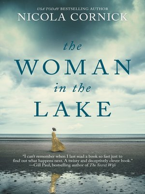 cover image of The Woman in the Lake