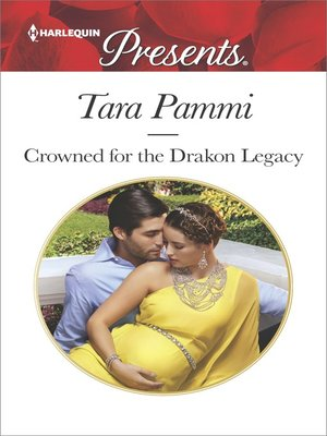 cover image of Crowned for the Drakon Legacy