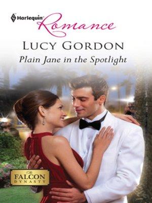 cover image of Plain Jane in the Spotlight