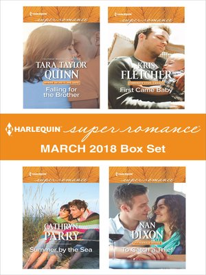 cover image of Harlequin Superromance March 2018 Box Set
