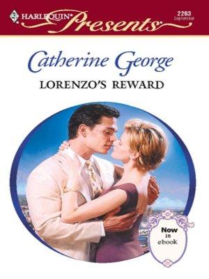 cover image of Lorenzo's Reward