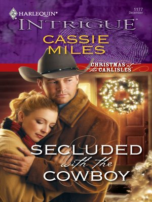 cover image of Secluded with the Cowboy