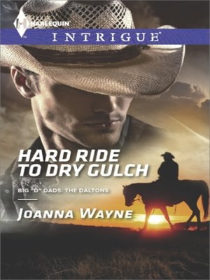 cover image of Hard Ride to Dry Gulch
