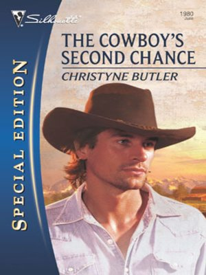 cover image of The Cowboy's Second Chance