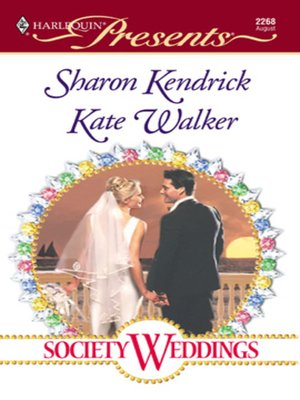 cover image of Society Weddings