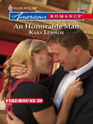 cover image of An Honorable Man