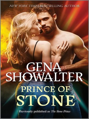 cover image of Prince of Stone