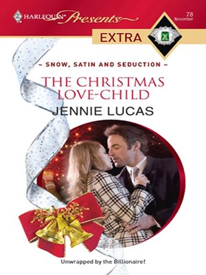 cover image of Christmas Love-Child