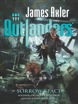 cover image of Sorrow Space