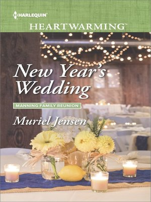 cover image of New Year's Wedding--A Clean Romance