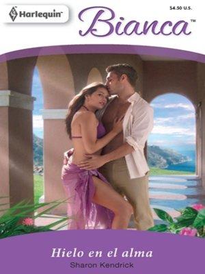 cover image of Hielo en el alma
