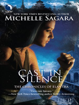 cover image of Cast in Silence